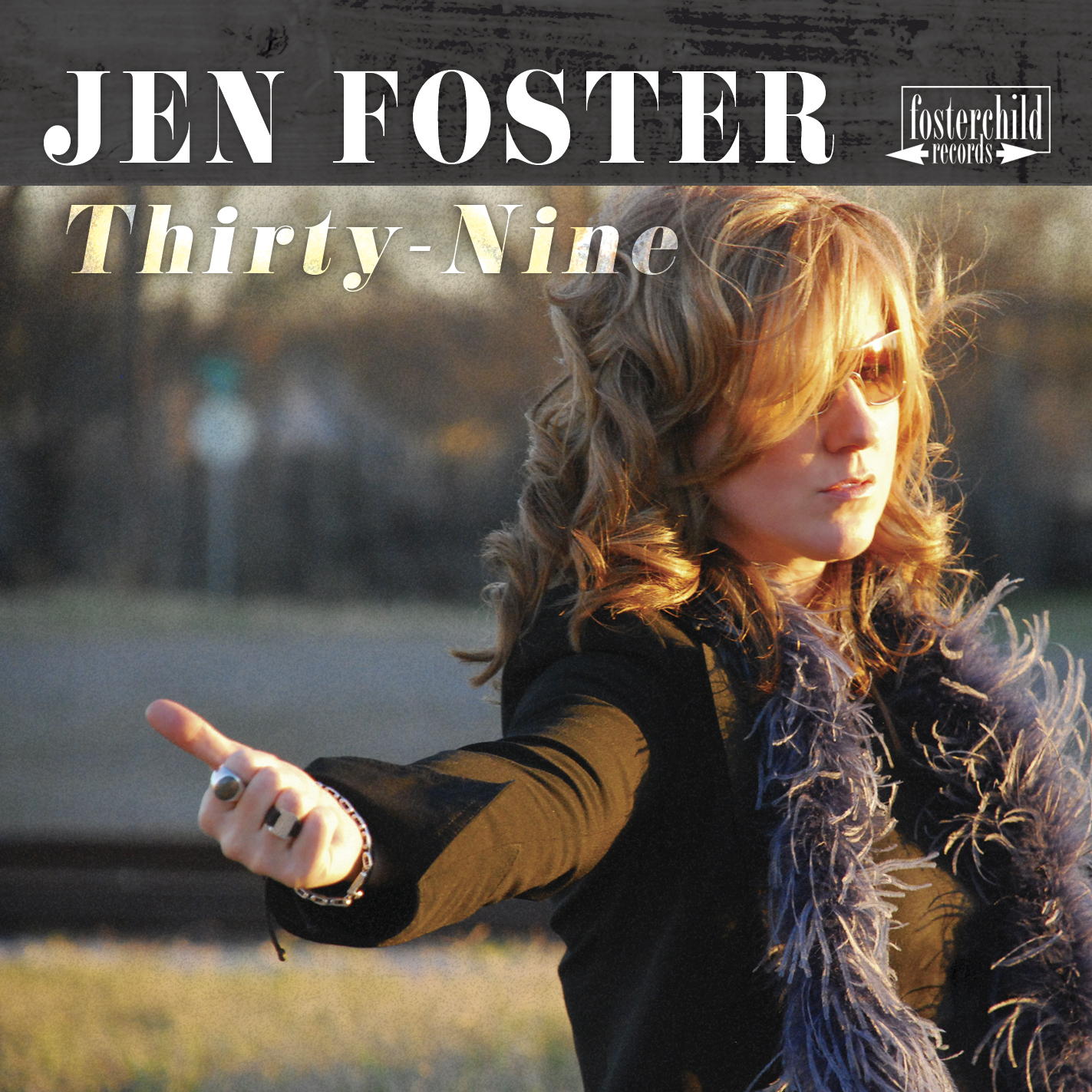 Jen Foster Thirty-Nine