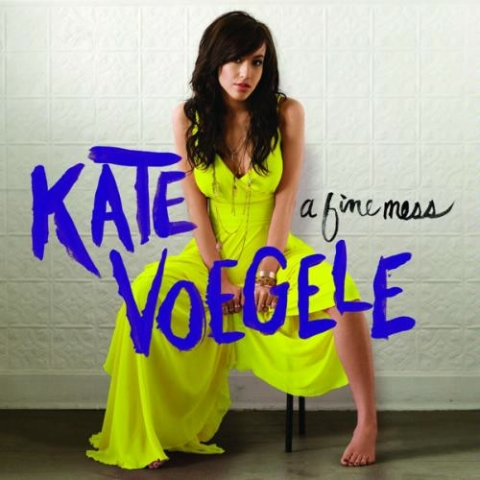 Kate Voegele A Fine Mess